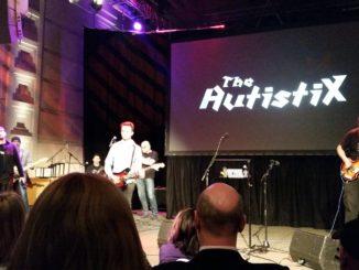 The Autistix at the BBC