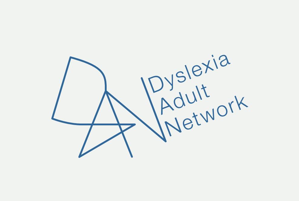 Dyslexia Adult Network (DAN) Logo